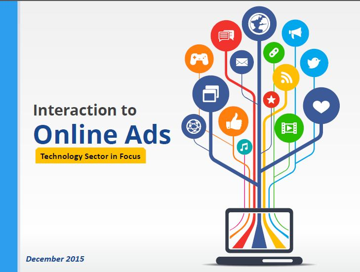 This report is aimed at providing a detailed dive into the users' interaction to online Ads in general, and then a specific view is provided for the technology sector being one of the top trusted sectors as it is shown inside the report. 7