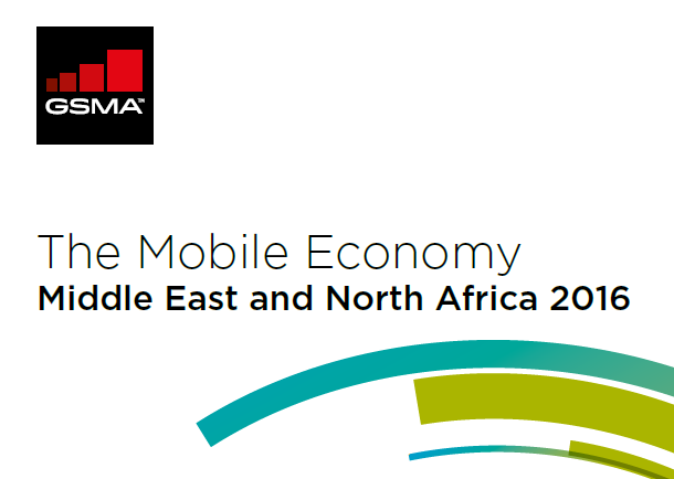 The Mobile Economy in MENA 2016 GSMA