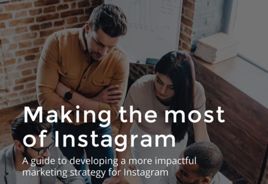 Making The Most of Instagram   Union