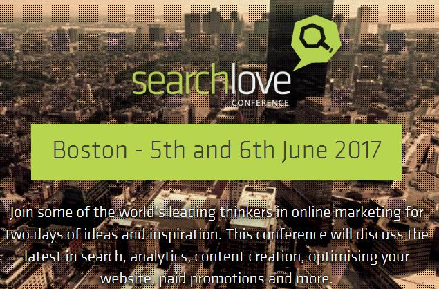 SearchLove June 5 6