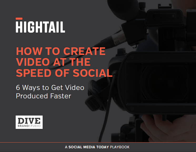 How to Create Video at the Speed of Social: 6 Ways to Get Video Produced Faster | Hightail