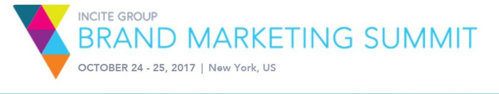 Brand Marketing Summit 24-25 Oct , New York, US