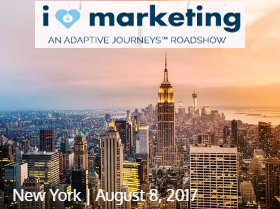 I ♥ Marketing | 8 Aug - New York, UK
