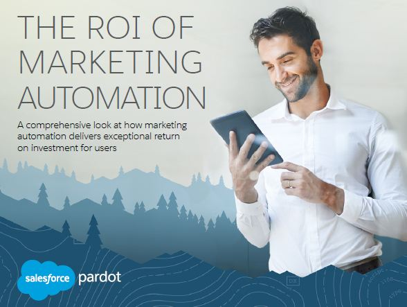 The ROI of Marketing Automation SalesForce
