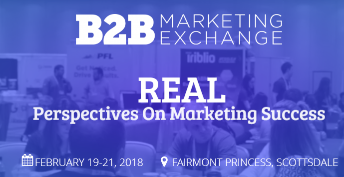 B2B Marketing & Sales Event of 2018 | Scottsdale, US