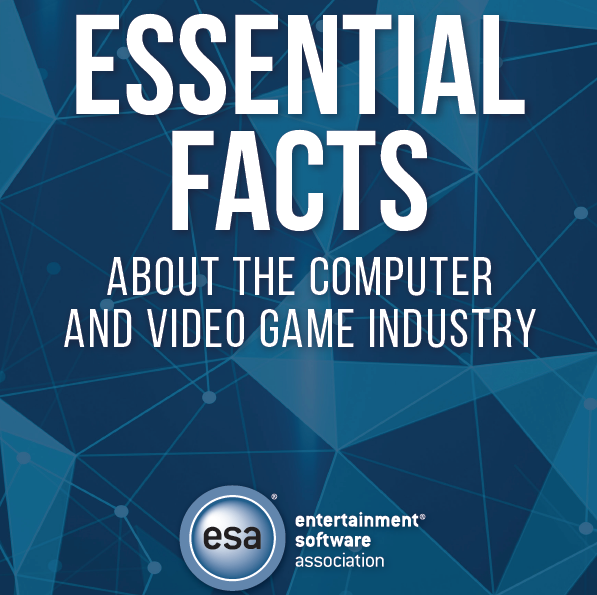 Essential Facts About the Computer and Video Game Industry, Q1 2017 ESA