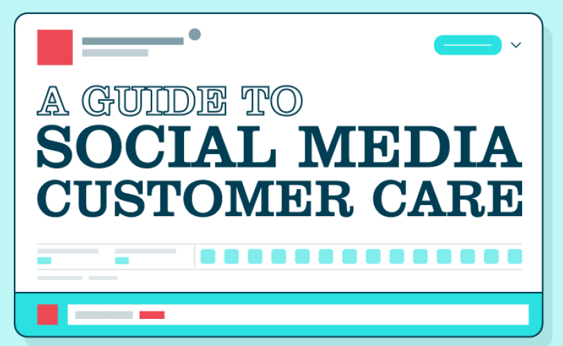Infographic A Guide to Social Media Customer Care Headway Capital