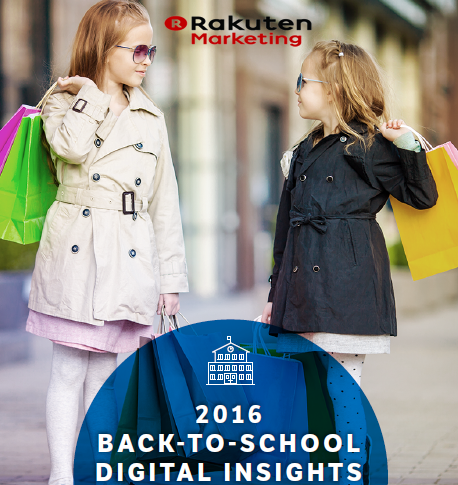 2016 Back-to-School Digital Shoppers Insights in US | RMDI