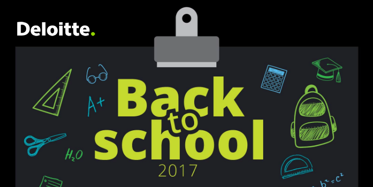 2017 Back to School Survey in US Deloitte