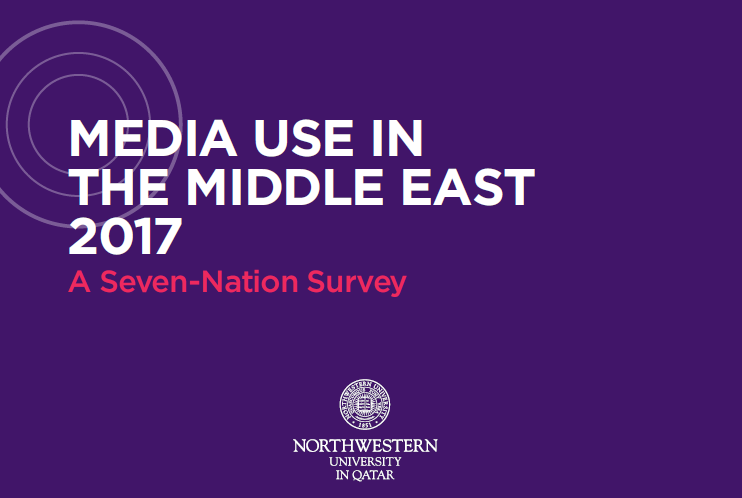 Media Use in the Middle East, 2017 | Northwestern University in Qatar