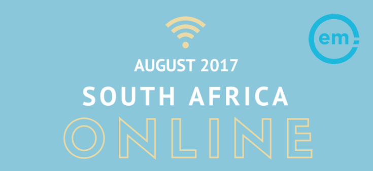 South Africa Online, August 2017| Effective Measure