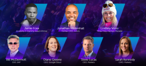 Marketing Nation Summit 2018 - Speakers 1