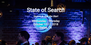 state of search conference 2018