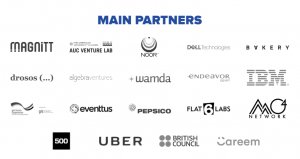 RISEUP SUMMIT 2018 sponsors