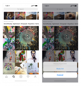 Instagram Rolls Out New Features: A New Explore, Camera Effects & Video Chat 1 | Digital Marketing Community