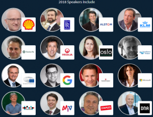 IoT Tech Expo Europe 2018 speakers: