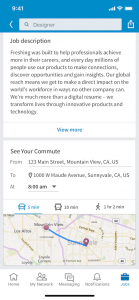 """LinkedIn introduces """"Your Commute"""", A New Feature For Job Seekers 1 
