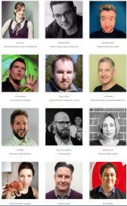Search Elite conference London 2018 speakers