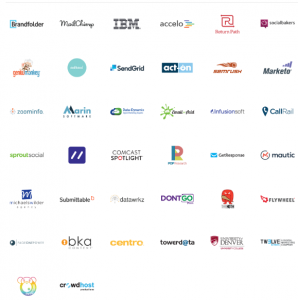 Digital Summit Denver 2018 sponsors
