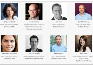 Digital Travel summit London 2018 speakers
