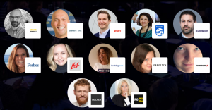 #DMWF Conference & Expo Europe 2018 Speakers