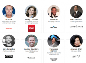 Digital Publishing Innovation Summit New York 2018 speakers