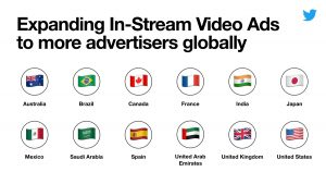 Twitter is Expanding In-Stream Video Ads in 12 Global Markets 1 | Digital Marketing Community