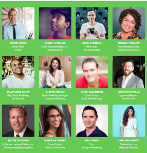 social media day San Diego 2018 speakers