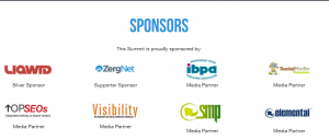 Digital Publishing Innovation Summit New York 2018 sponsors