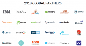 Digital Summit Portland 2018 partners