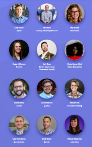 Activate conference Chicago 2018 speakers