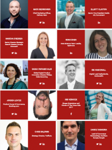 Savage Marketing Conference 2018 Speakers