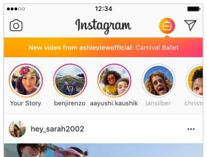 Instagram IGTV Video App