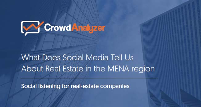 How to use social media for real-estate companies in MENA region in 2018