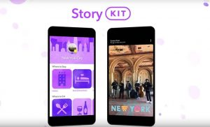 Story Kit for Developers on Snapchat