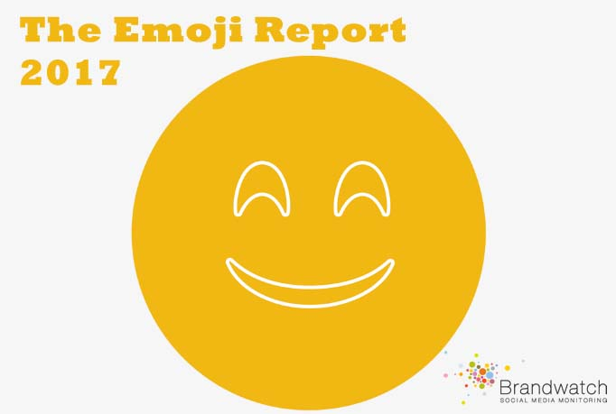 Most Used Emoji, 2018 | Brandwatch | Digital Marketing Community