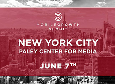 mobile growth summit New York 2018