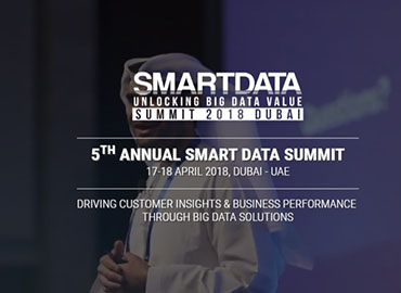 The 5th Annual Smart Data Summit 2018