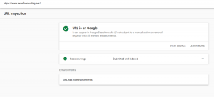 "Google Is Launching ""URL Inspection"", A New Tool in Search Console 1 