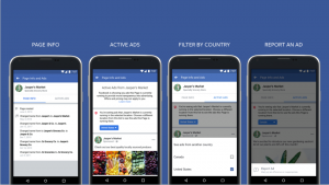 Facebook Brings More Transparency to Ads and Pages 1 | Digital Marketing Community