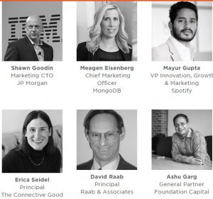 MarTech Conference 2018 speakers