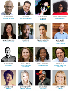 Digital Summit Philadelphia 2018 speakers