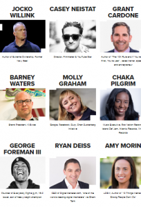 Hyper Growth East Coast 2018 Conference speakers