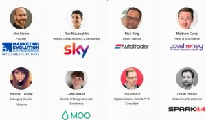 Marketing Evolution Experience (MEE) conference 2018 Speakers