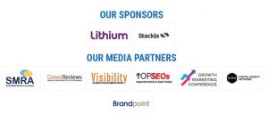 Social Media Strategies summit 2018 Sponsors