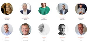 B2B Marketing Ignite 2018 speakers