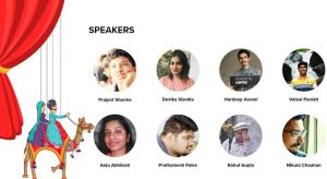 WordCamp Udaipur 2018 Speakers