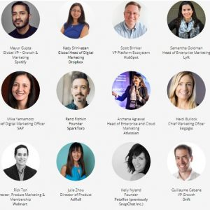 Growth Marketing Conference 2018 Speakers