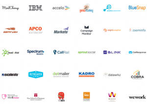 Internet Summit conference 2018 Sponsors