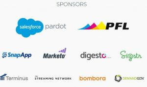 Conex: The Content Experience Conference 2018 Sponsors